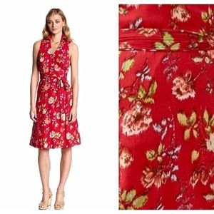 Pendleton Ikat Vista Floral Shirtdress